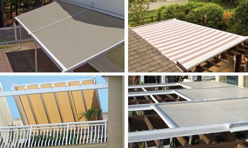 Tampa Retractable Awnings