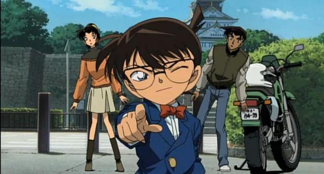 Hình ảnh phim Conan 07: Mê Cung Trong Thành Phố Cổ
