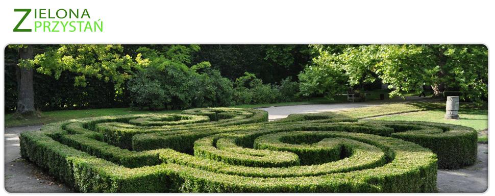 Zielona przystań - projektowanie, zakładanie ogrodów Warszawa