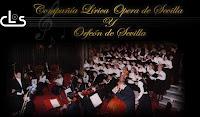 Los días 14, 15 y 16 de agosto de 2012 la Compañía Lírica y Ópera de Sevilla y Orfeón (CLOS) en las Noches de Verano en el Palacio de la Buhaira