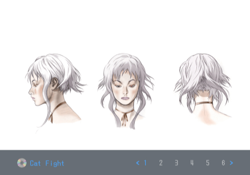 Death by Degrees Lana Lei Character Concept Art