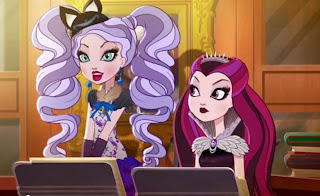 Ever After High, Dibujos, parte 3