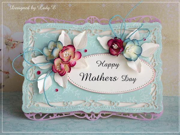 Mothers Day Card / Kartka na Dzień Mamy