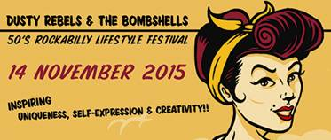 Dusty Rebels and the Bombshells 2015