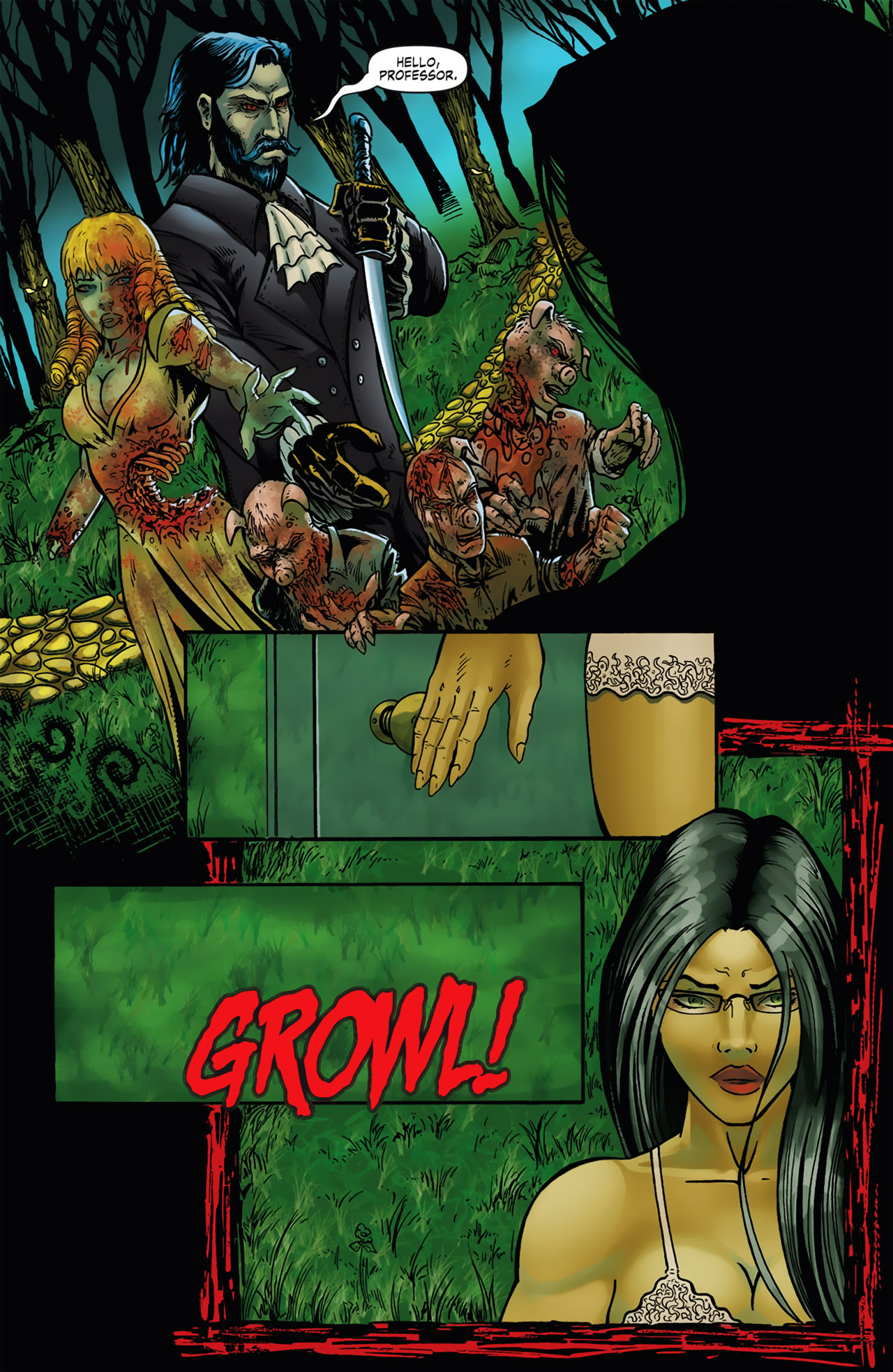 Grimm Fairy Tales (2005) Issue #16 #19 - English 8
