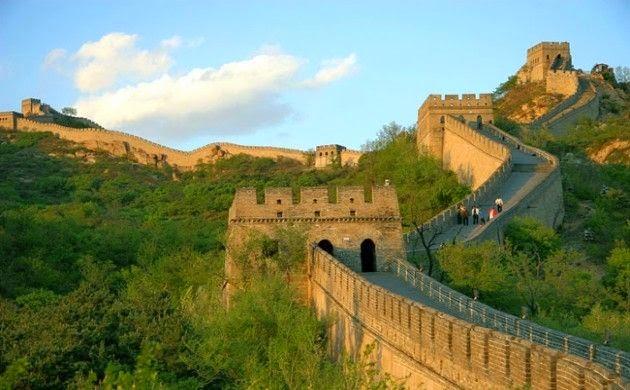 La Gran Muralla China en Beijing, China   viajes y turismo