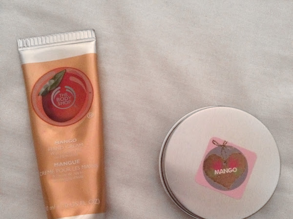 The Body Shop Vs Sniffy Wiffy