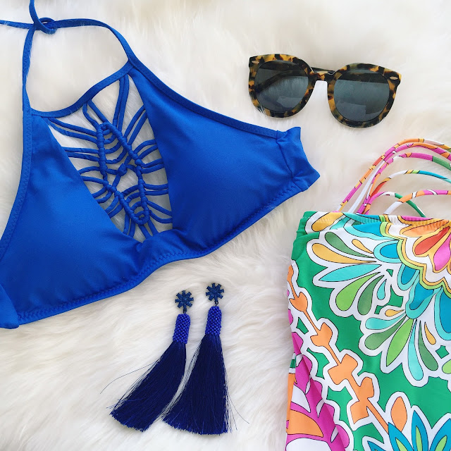 packing for a tropical vacation
