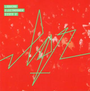 Loquero - Electroshow - 2CDs en vivo - 2012