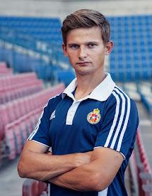 ******** Wojciech Makowski ******** Trener Wisły Kraków U17, w trakcie kursu trenerskiego UEFA A