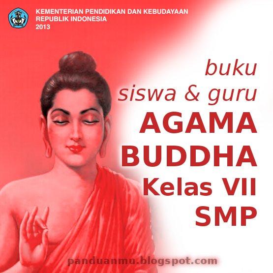 buku Pendidikan agama Budha kurikulum 2013