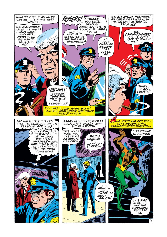 Captain America (1968) Issue #140 #54 - English 10