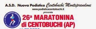 Maratonina di Centobuchi 2015
