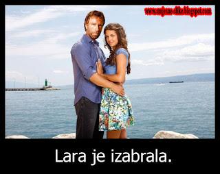 Smjesne slike, LARIN IZBOR, hrvatska serija,