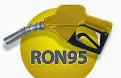 New RON95 petrol subsidy scheme to take effect mid-2015