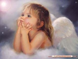 Bebé ángel