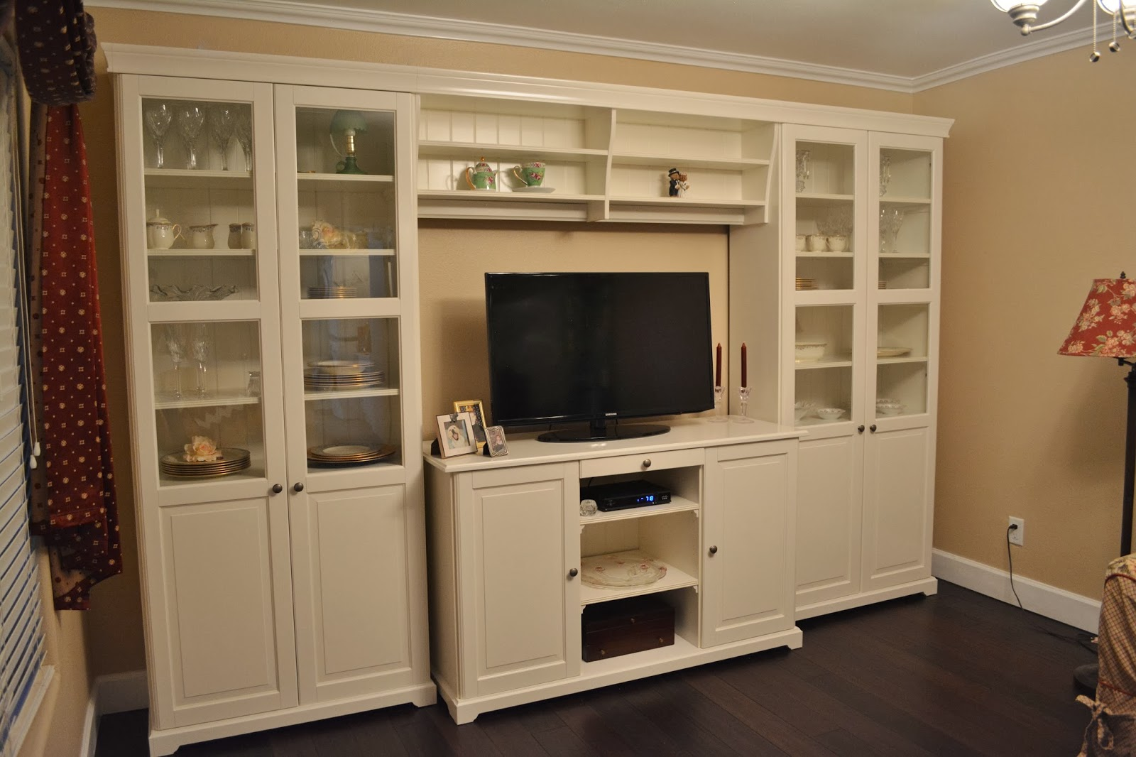 Az diy guy s projects living room remodel a little help from a big