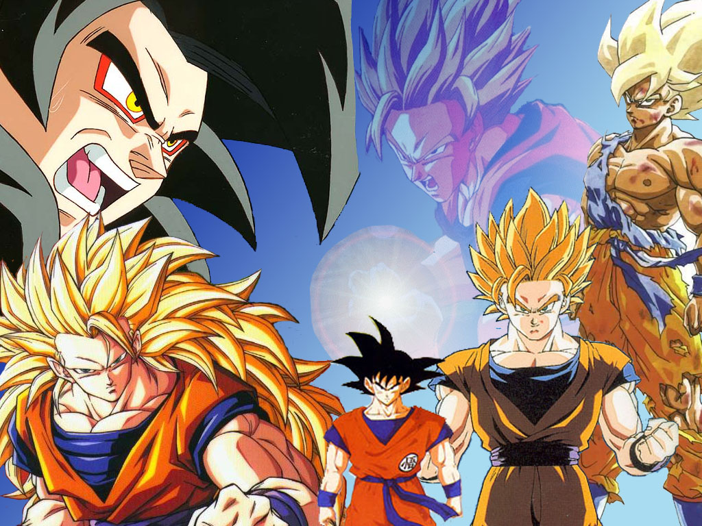 All the beloved characters march 2013 - Sangoku dragon ball z ...