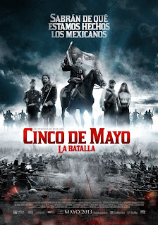 Cinco de Mayo, La Batalla 2013 movie