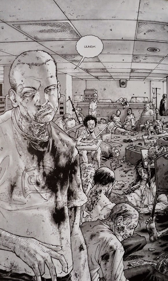 The Walking Dead # 1-6 - Robert Kirkman Tony Moore