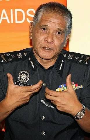Timbalan Ketua Polis Negara