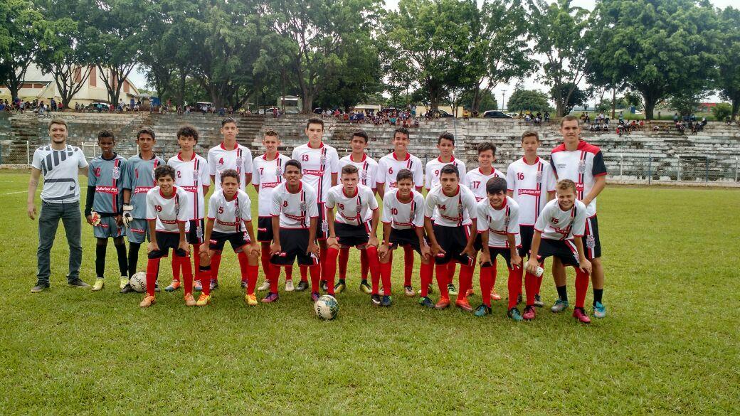 Brodowski Futebol Clube - Categorias de base.