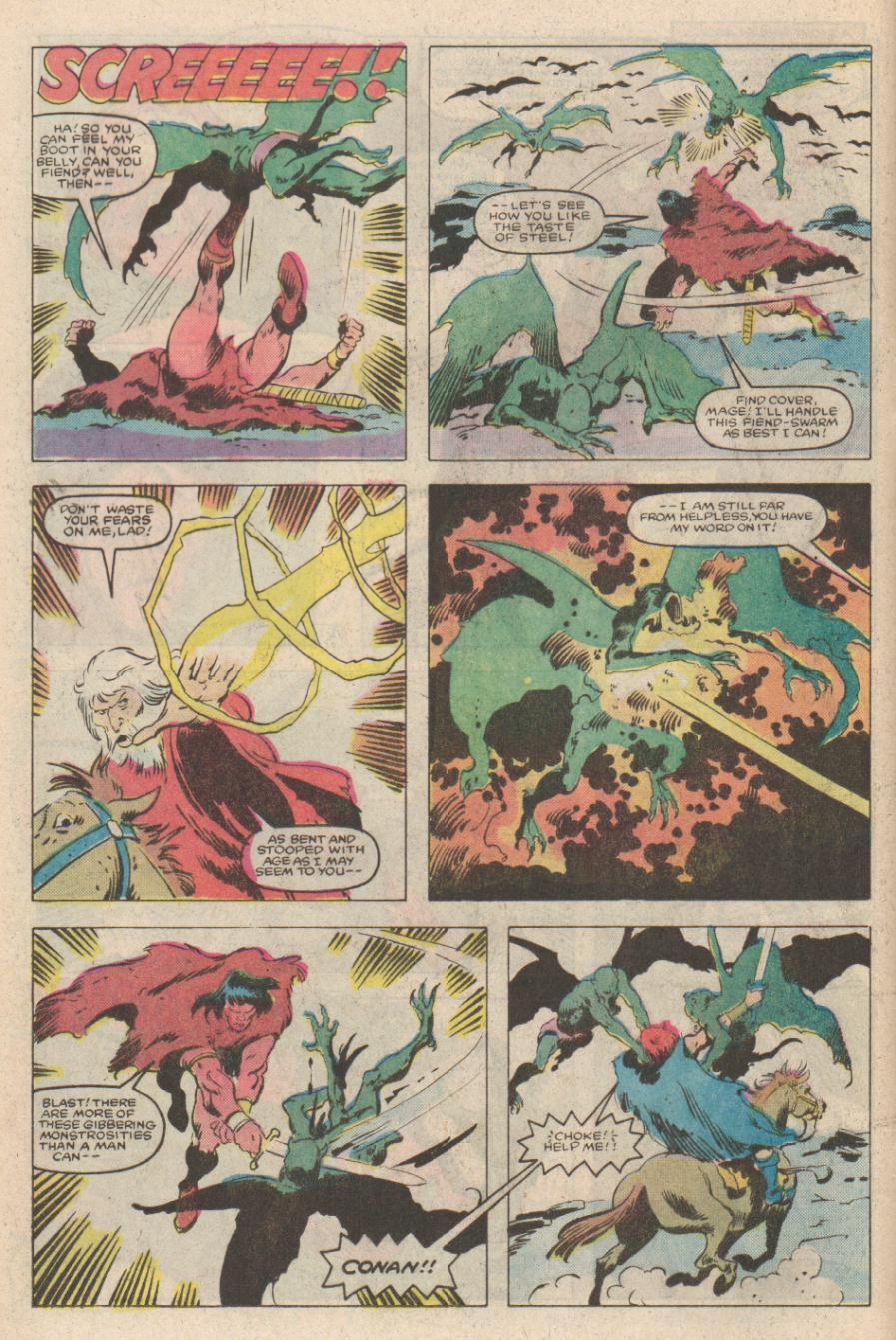 Conan the Barbarian (1970) Issue #170 #182 - English 11