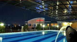 Fasilitas Kolam Renang Hotel Grand Tryas Cirebon