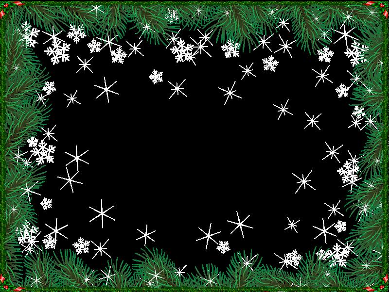 Transparentes marcos de navidad - Marcos transparentes ...