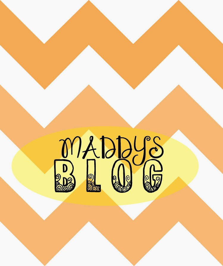 Maddys Blog