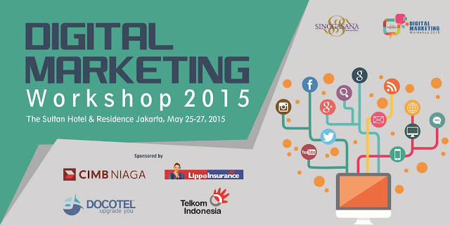Digital Marketing Workshop 2015 #SDMW2015