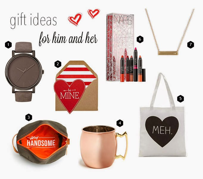 Valentine's Day gift ideas for every type of person on miscelenious