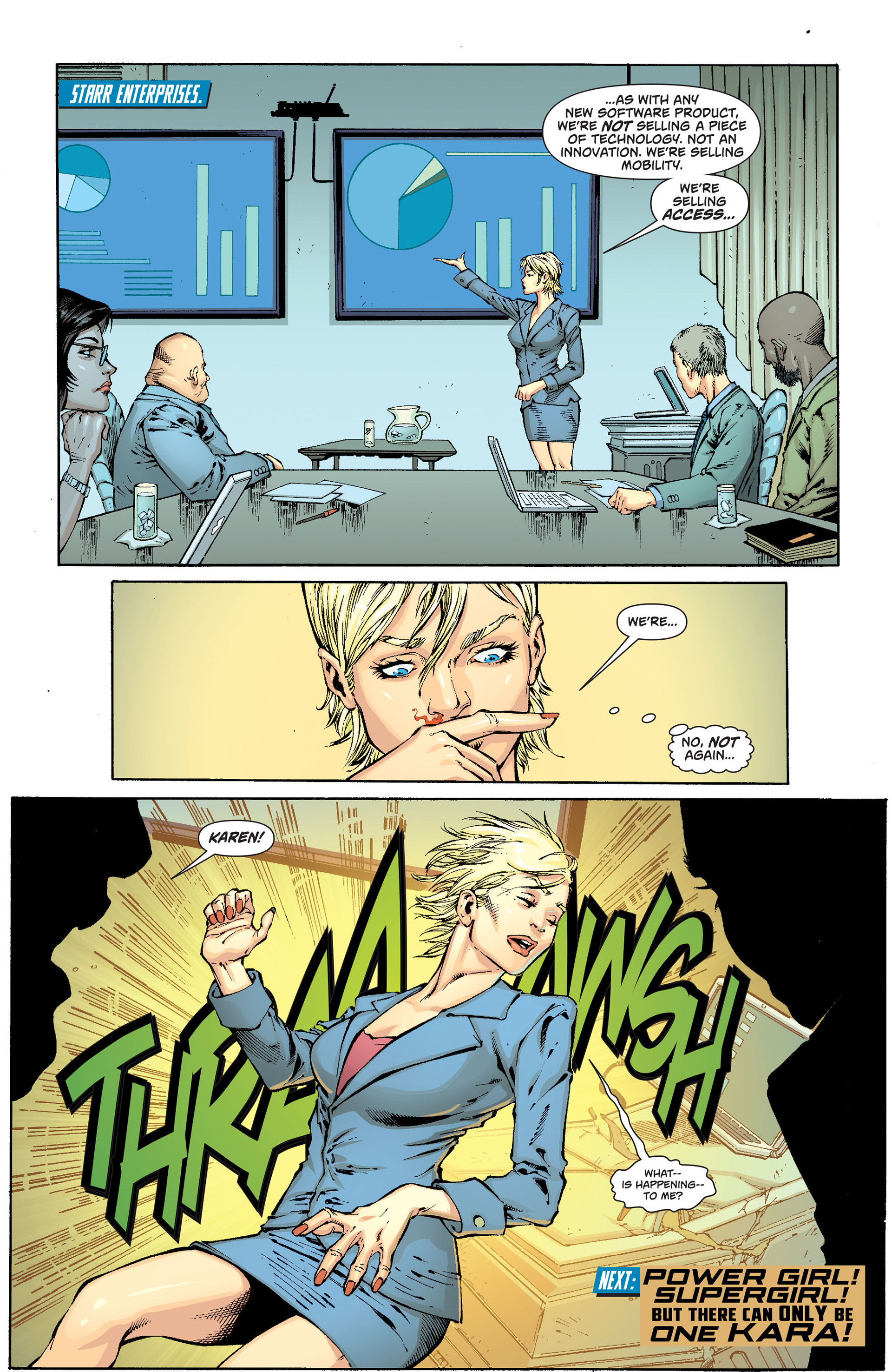 Supergirl (2011) Issue #18 #20 - English 17