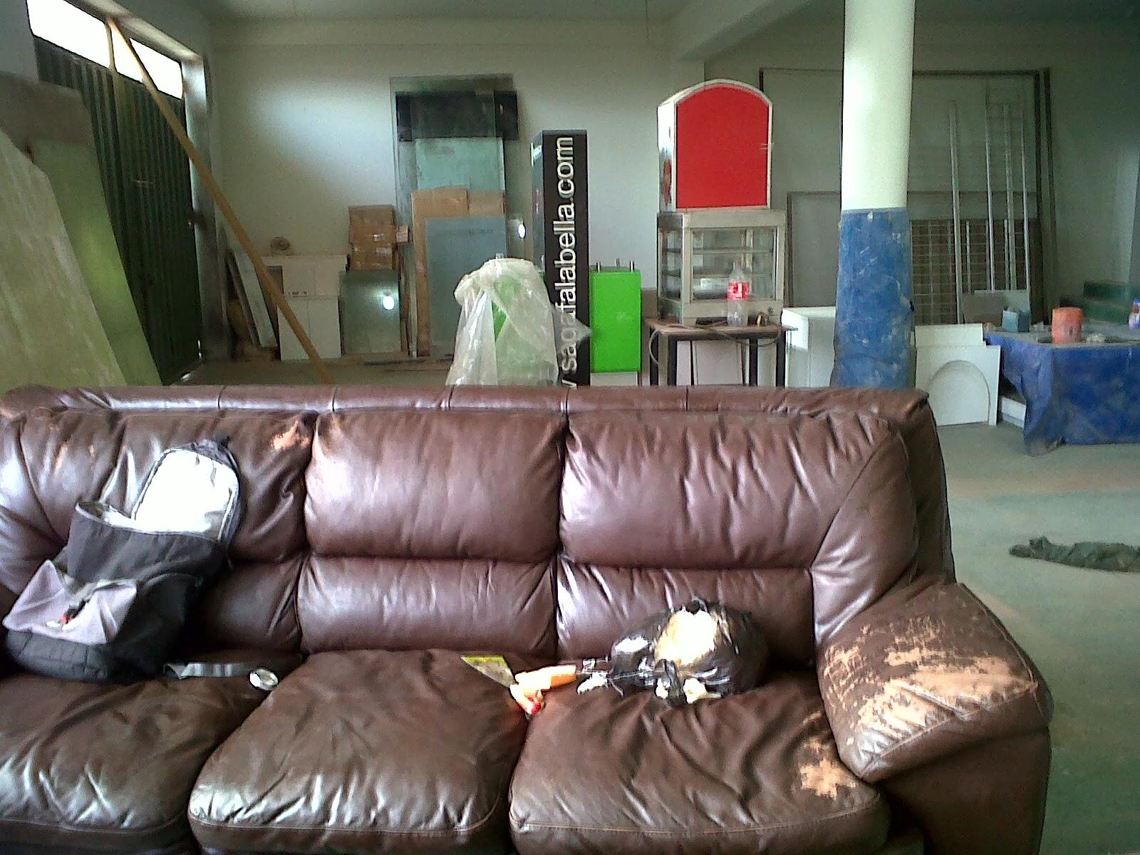 Teñido Muebles de Cuero-Restauracion-Reparacion: Muebles de Cuero ...