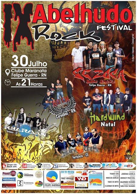 IX ABELHUDO ROCK FESTIVAL