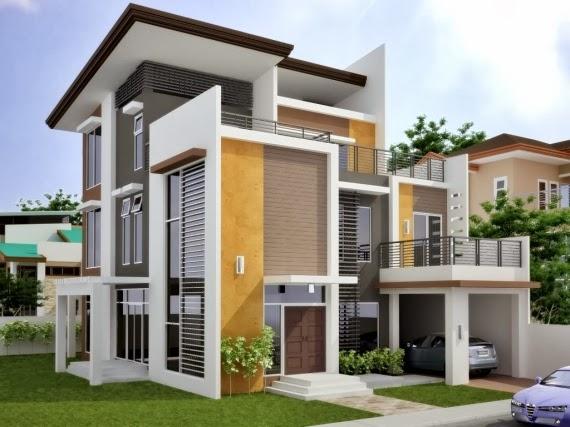 Desain Rumah Mewah 2013 terbaru