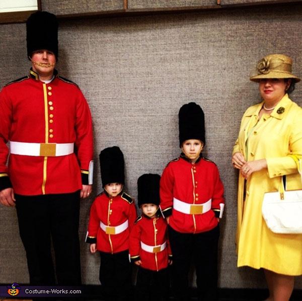 familia real inglesa
