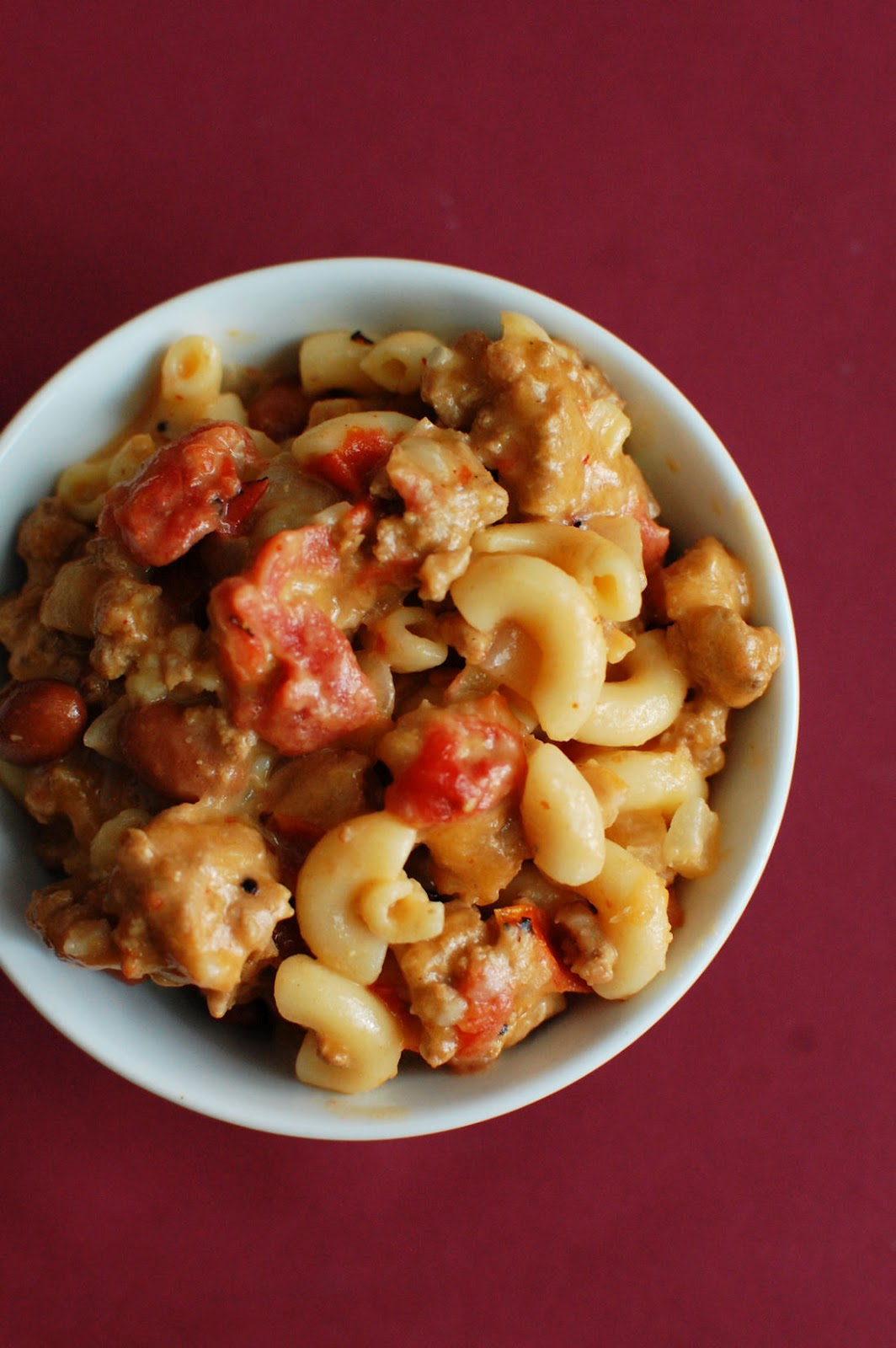 Chili Mac | Beantown Baker