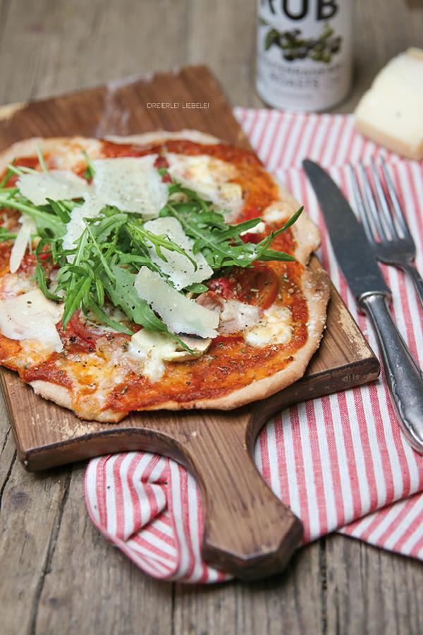 Pizzateig Rezept Thermomix