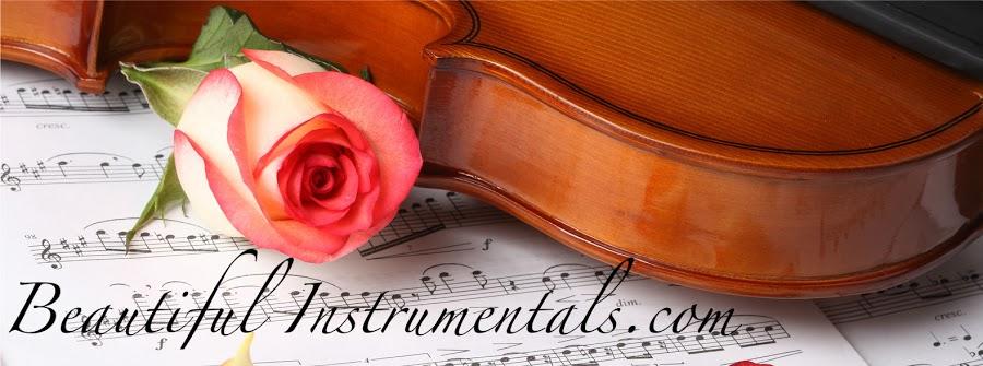 BEAUTIFULinstrumentals.com Home Page