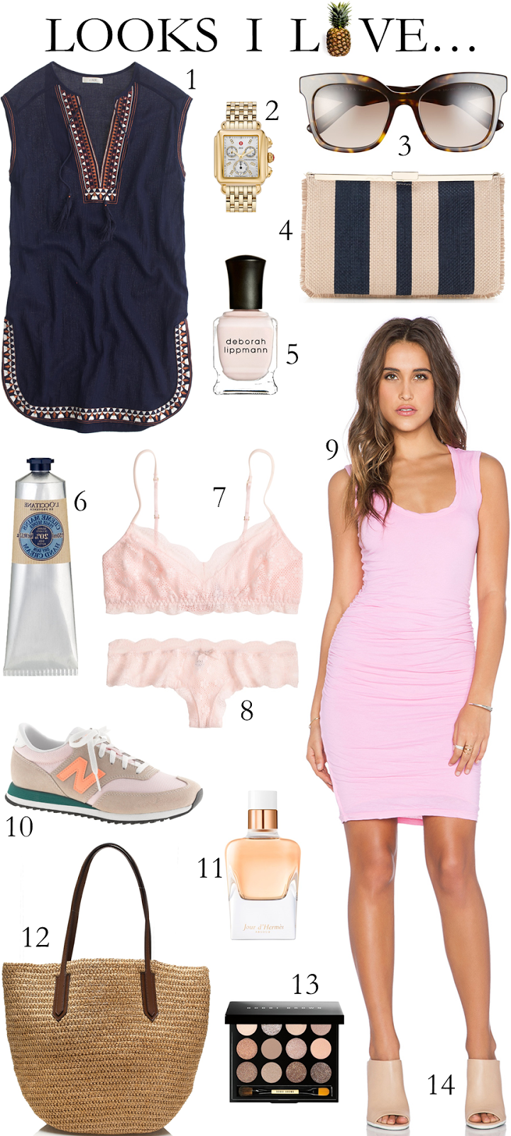 fashion pink Memorial Day sales