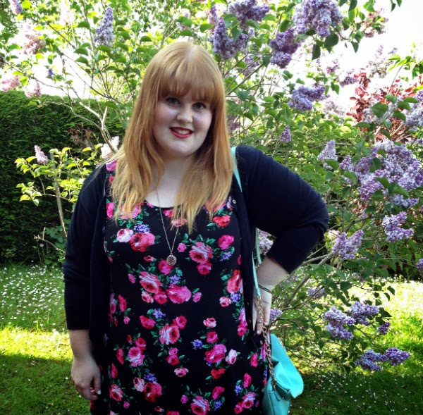 Plus size fashion, fashion and beauty blog, plus size fashion blog, newlook, swing dress,