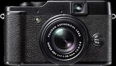 Fujifilm X10 Camera User's Manual