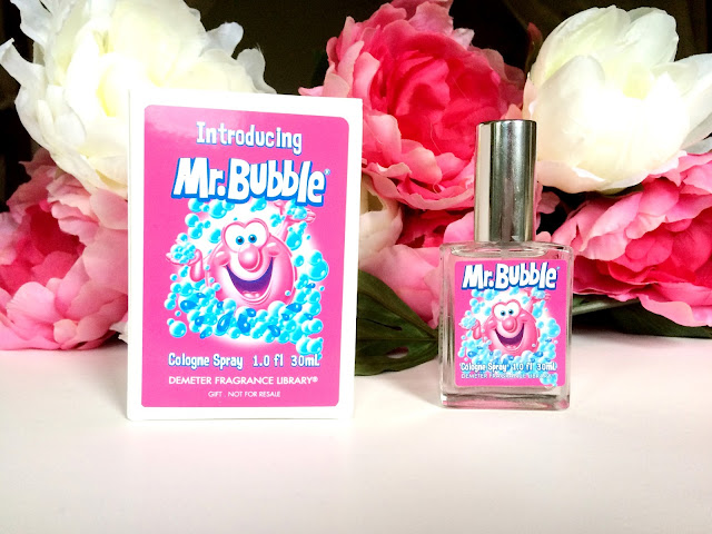 Demeter Fragrance Mr. Bubble review!