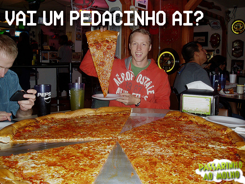 pizza gigante