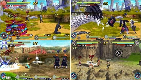 Download game naruto shippuden: ultimate ninja impact psp - yosh