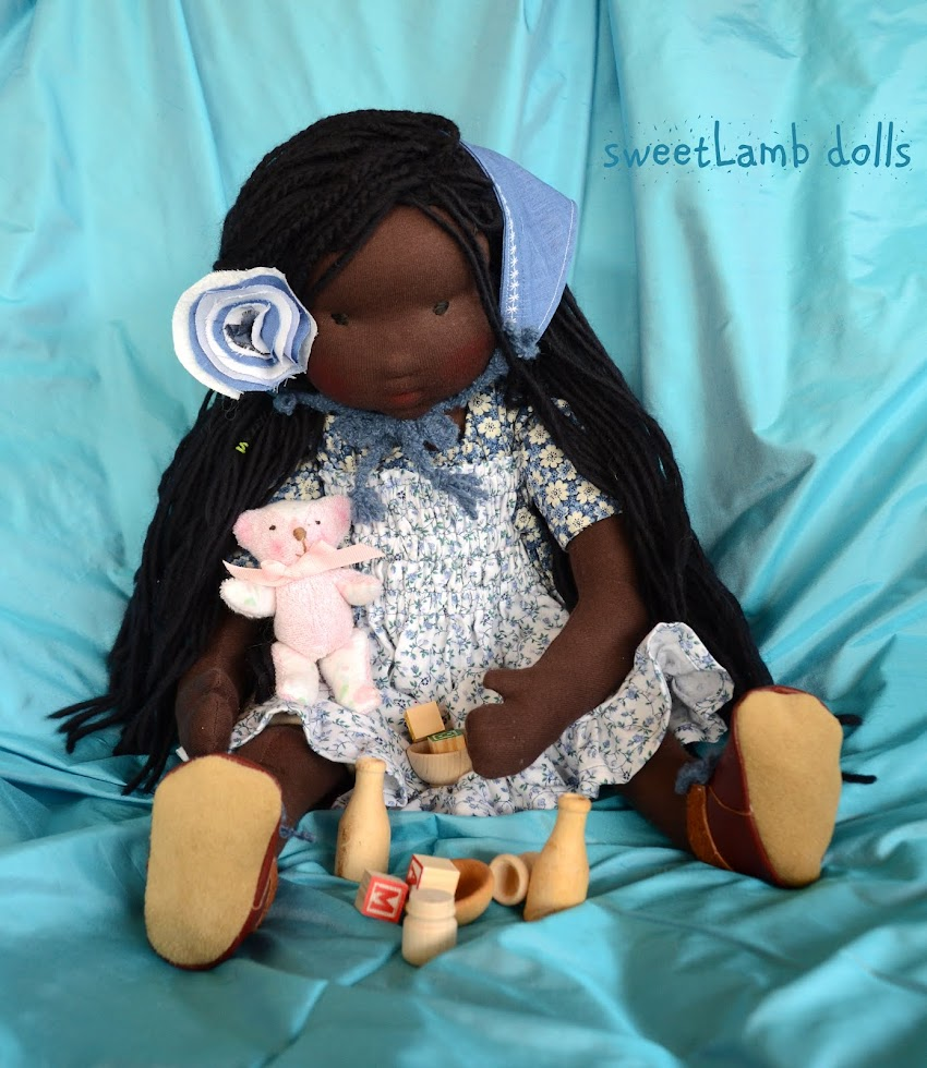 sweetLamb dolls