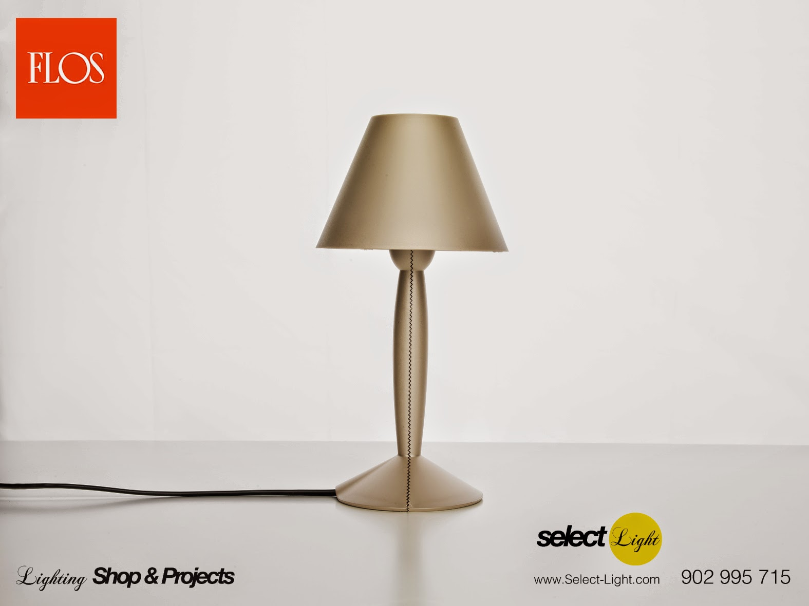 Miss Sissi By Flos & Philippe Starck