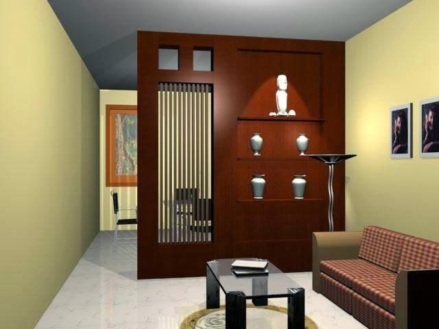 model sekat ruangan rumah ask home design