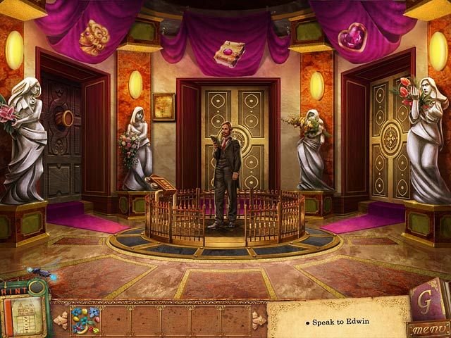 Fantastic Creations: House of Brass Collector's Edition - Meet Edwin, your grandfather